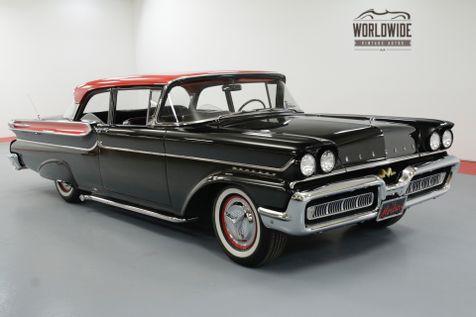 1958 Mercury MONTCLAIR EXTENSIVE RESTORATION SHOW WINNER | Denver, CO | Worldwide Vintage Autos in Denver, CO
