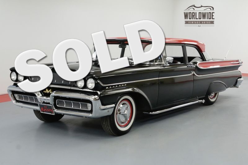 1958 Mercury MONTCLAIR EXTENSIVE RESTORATION SHOW WINNER | Denver, CO | Worldwide Vintage Autos