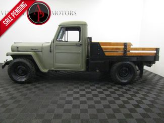 1958 Willy PICK UP I6 4X4 REBUILT in Statesville, NC 28677