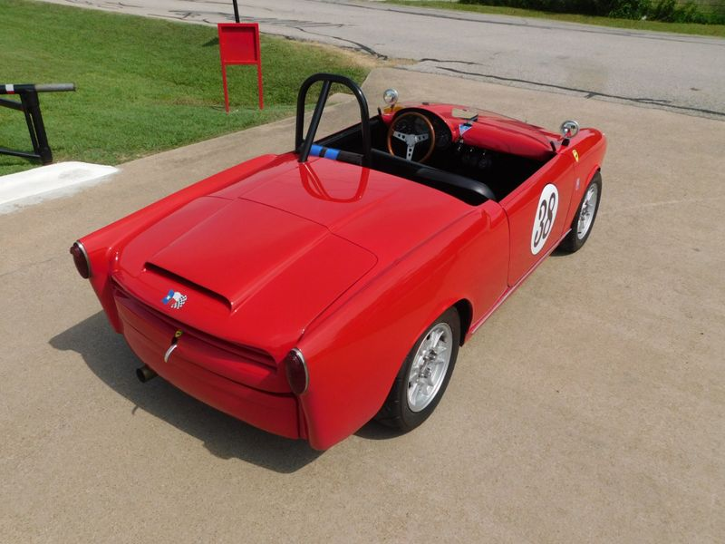1959 Abarth Allemano   city TX  Dallas Motorsports  in Wylie, TX
