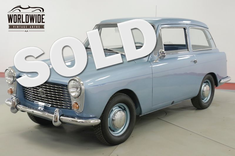 1959 Austin A40 FARINA EXTENSIVE $30K+ RESTORATION 44 MILES  | Denver, CO | Worldwide Vintage Autos
