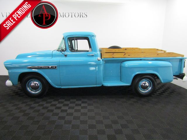 1959 Chevrolet 3100 FRAME OFF RESTORATION