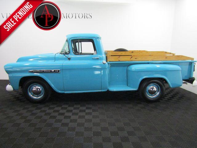 1959 Chevrolet 3100 FRAME OFF RESTORATION