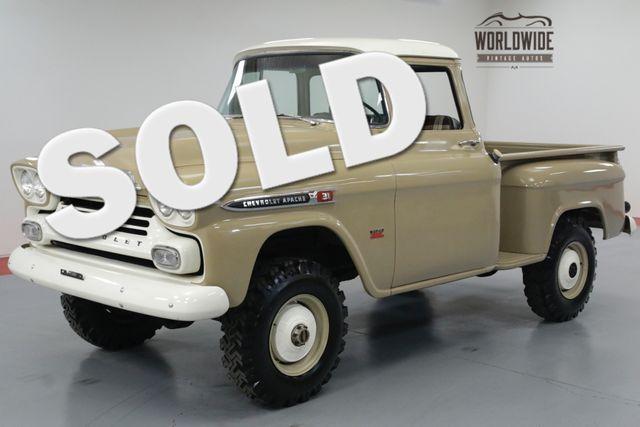 1959 Chevrolet 3100 in Denver CO