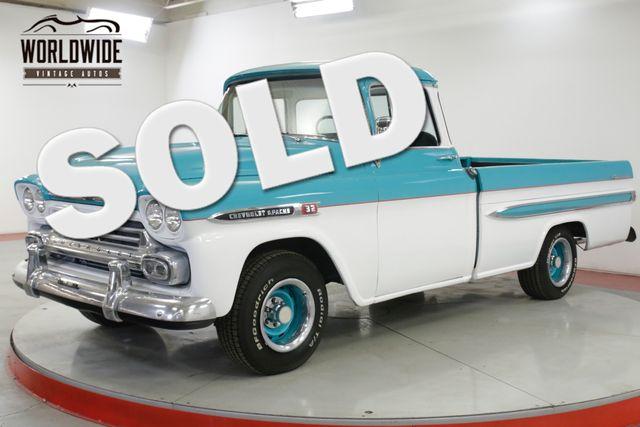 1959 Chevrolet APACHE  in Denver CO