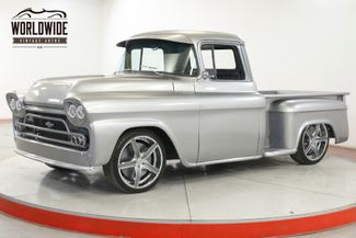 1959 Chevrolet APACHE RESTOMOD AIR-RIDE FUEL INJECTED V8 PS PB DISC | Denver, CO | Worldwide Vintage Autos in Denver CO