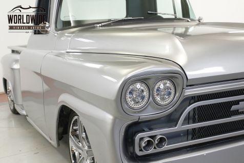 1959 Chevrolet APACHE RESTOMOD AIR-RIDE FUEL INJECTED V8 PS PB DISC   Denver, CO   Worldwide Vintage Autos in Denver, CO