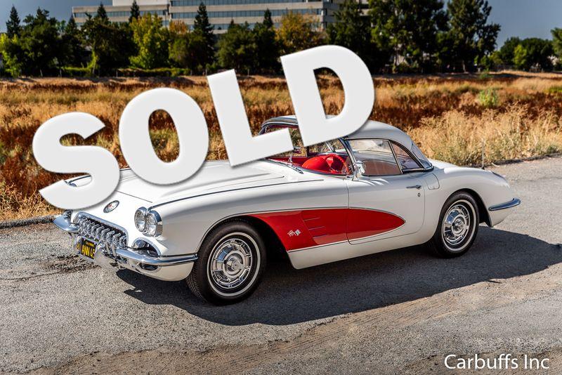 1959 Chevrolet Corvette    Concord, CA   Carbuffs