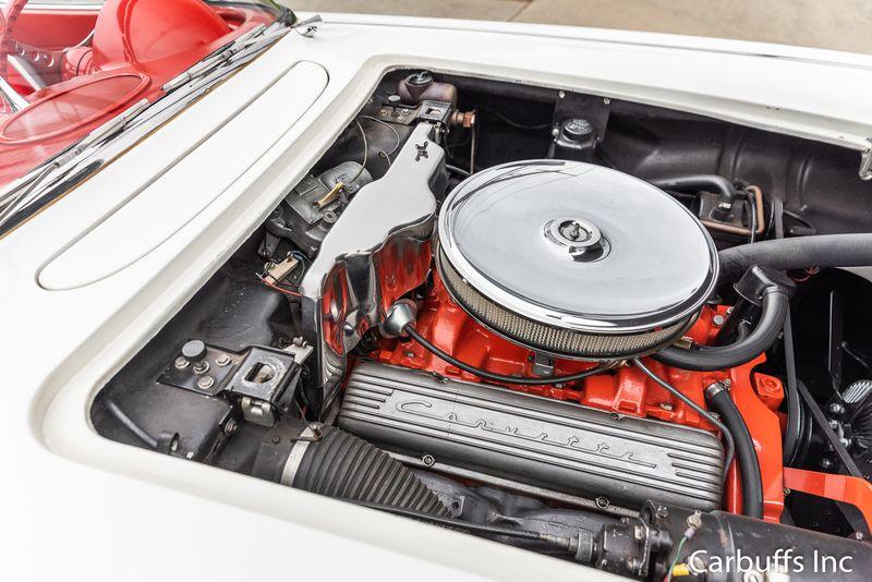 1959 Chevrolet Corvette  | Concord, CA | Carbuffs in Concord, CA