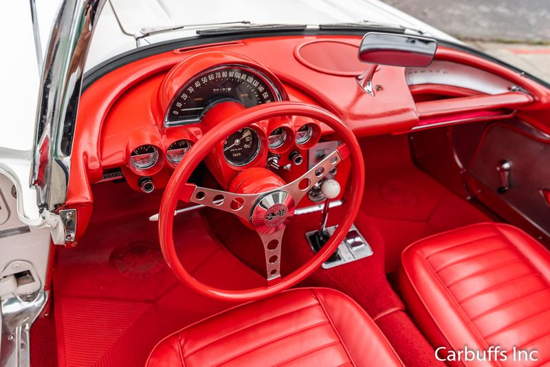 1959 Chevrolet Corvette  | Concord, CA | Carbuffs in Concord, CA