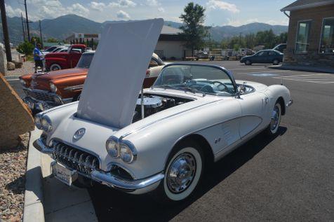 1959 Chevrolet Corvette    Marriott-Slaterville, UT   Top Line Auto Sales in Marriott-Slaterville, UT