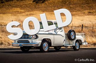 1959 Dodge D100 Pickup Truck | Concord, CA | Carbuffs in Concord