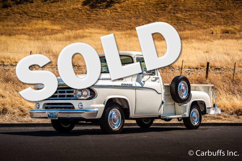 1959 Dodge D100 Pickup Truck | Concord, CA | Carbuffs