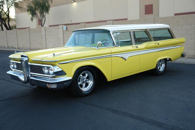 1959 Edsel Villager Phoenix, AZ 11
