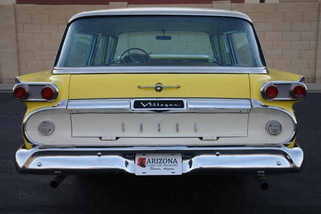 1959 Edsel Villager Phoenix, AZ 16