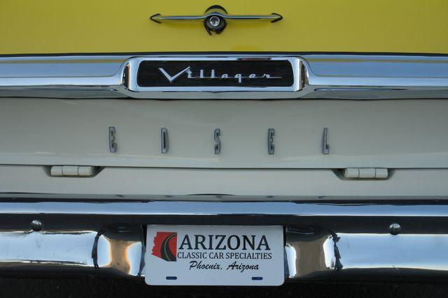 1959 Edsel Villager Phoenix, AZ 4