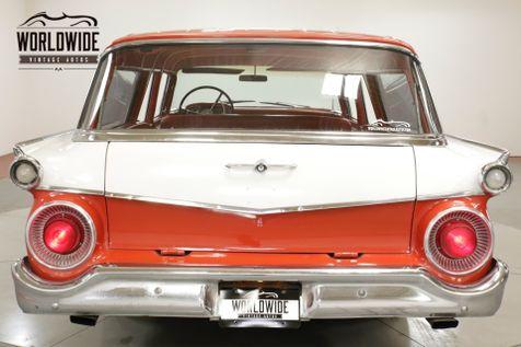 1959 Ford RANCH WAGON  STATION WAGON. HOT ROD. AC! V8 4W POWER DISC | Denver, CO | Worldwide Vintage Autos in Denver, CO