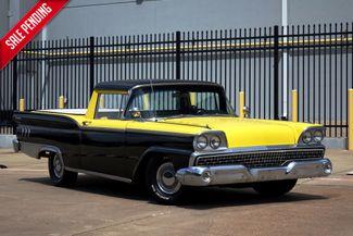1959 Ford RANCHERO Restored* Rebuilt 400 ci *Auto trans* Rare Ford** | Plano, TX | Carrick's Autos in Plano TX