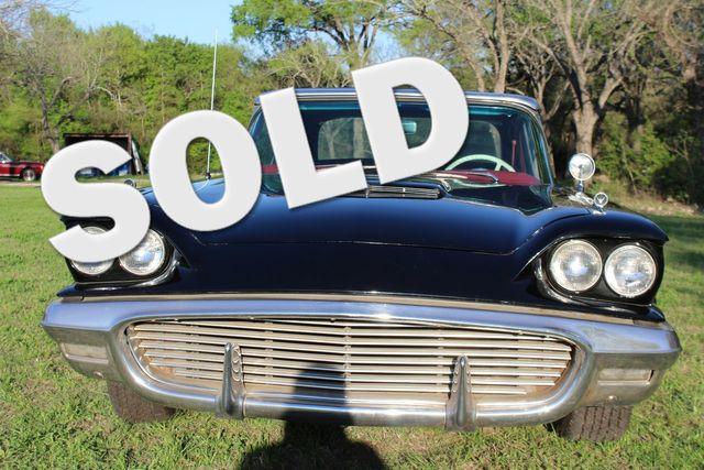 1959 Ford Thunderbird Liberty Hill, Texas