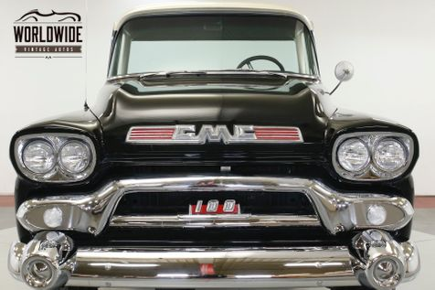 1959 GMC CAMEO SUBURBAN NAPCO 4x4 HIGH DOLLAR RESTORATION  | Denver, CO | Worldwide Vintage Autos in Denver, CO