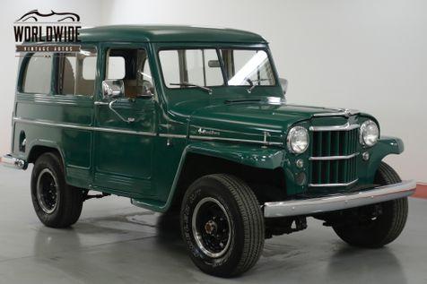 1959 Jeep WILLYS RESTORED! 4X4! DANA. DISC. PS. PB. NICE   Denver, CO   Worldwide Vintage Autos in Denver, CO