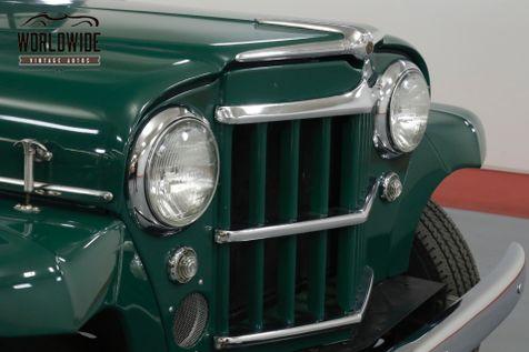 1959 Jeep WILLYS RESTORED! 4X4! DANA. DISC. PS. PB. NICE | Denver, CO | Worldwide Vintage Autos in Denver, CO