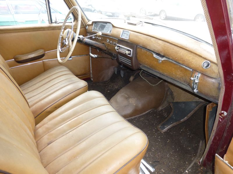 1959 Mercedes Benz 220 S Sedan  city MA  European Motorsports  in Lawrence, MA