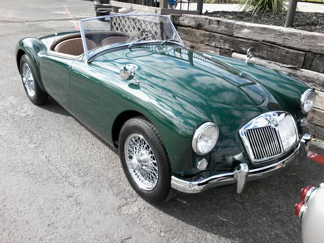 1959 Mg 1600 A Boerne, Texas 2