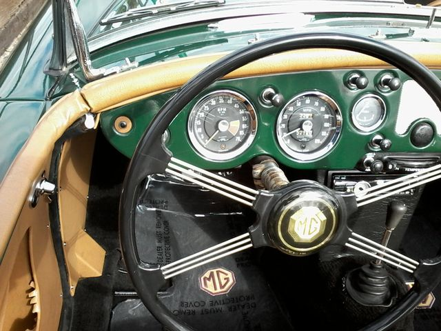 1959 Mg 1600 A Boerne, Texas 23
