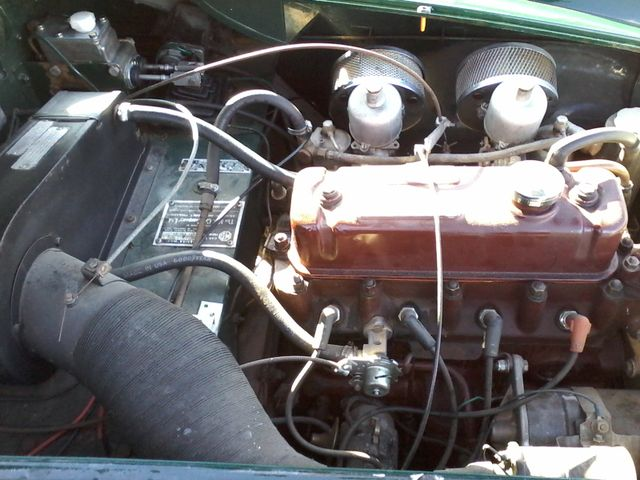 1959 Mg 1600 A Boerne, Texas 28