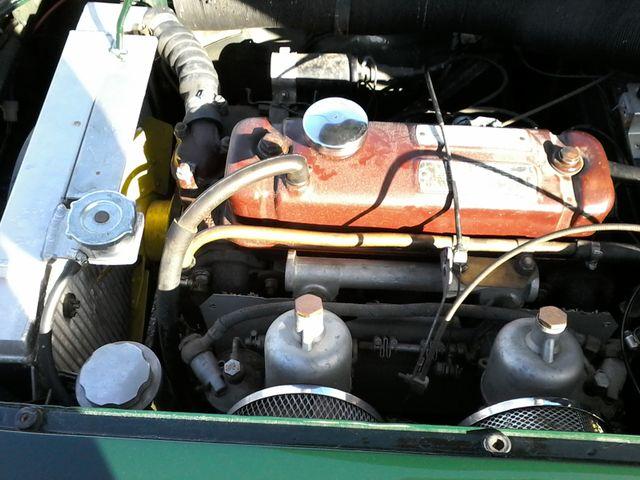 1959 Mg 1600 A Boerne, Texas 29