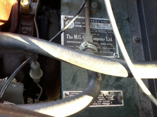 1959 Mg 1600 A Boerne, Texas 31