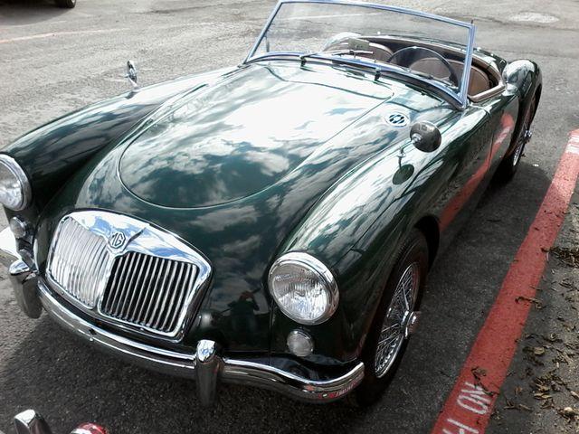 1959 Mg 1600 A Boerne, Texas 4