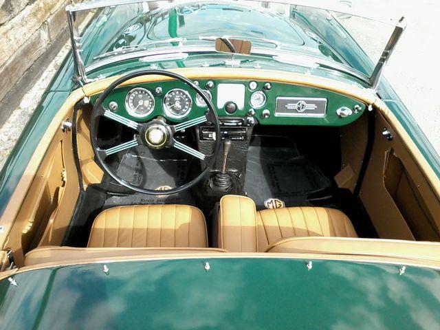 1959 Mg 1600 A Boerne, Texas 8