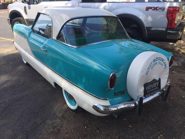 1959 Nash Metropolitan iv in Boerne, Texas 78006
