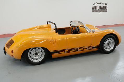 1959 Porsche 718 RSK HIGH DOLLAR BUILD 911 PORSCHE MOTOR   Denver, CO   Worldwide Vintage Autos in Denver, CO