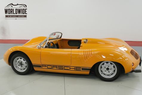 1959 Porsche 718 RSK HIGH DOLLAR BUILD 911 PORSCHE MOTOR | Denver, CO | Worldwide Vintage Autos in Denver, CO