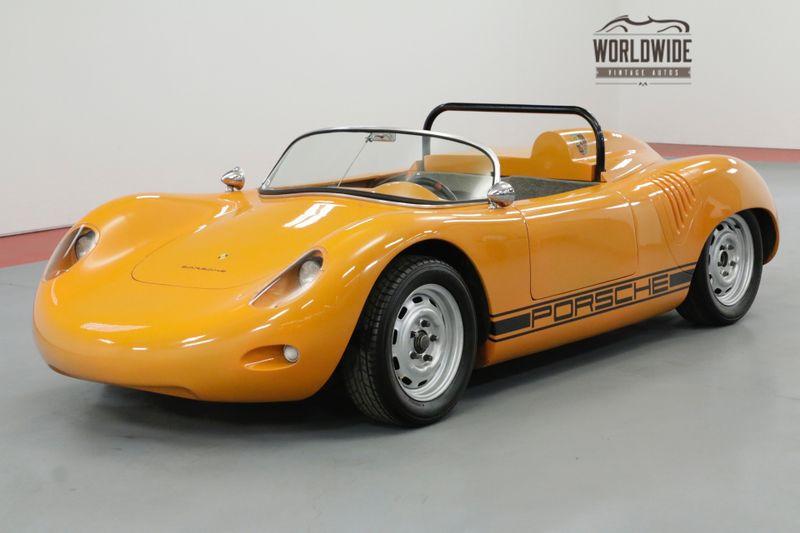 1959 Porsche 718 RSK HIGH DOLLAR BUILD 911 PORSCHE MOTOR   Denver, CO   Worldwide Vintage Autos