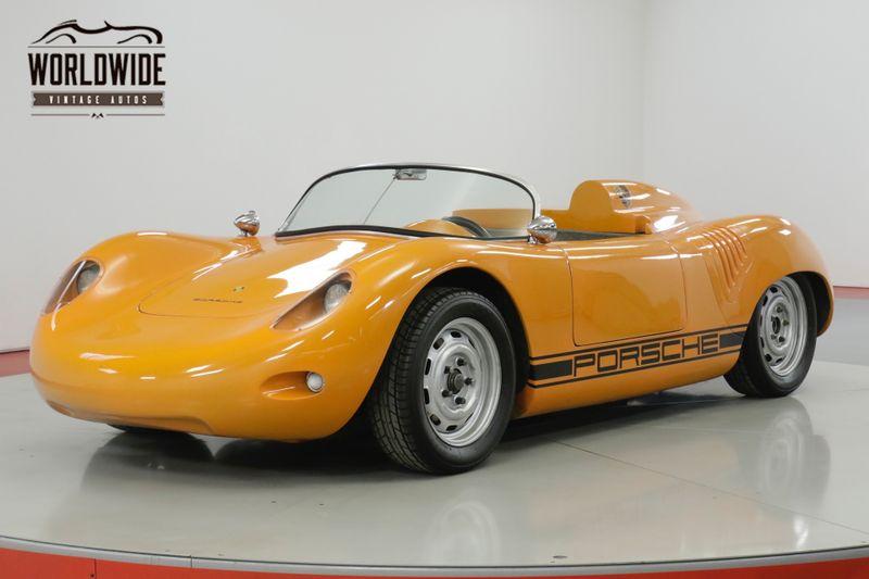 1959年 ポルシェ 718 RSK レプリカ