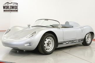1959 Porsche 718 REPLICA RSK HIGH DOLLAR BUILD 911 PORSCHE MOTOR  | Denver, CO | Worldwide Vintage Autos in Denver CO