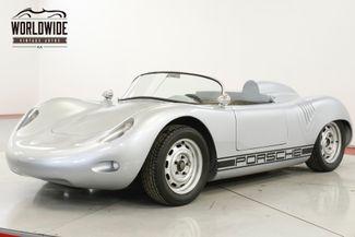 1959 Porsche 718 REPLICA RSK HIGH DOLLAR BUILD 911 PORSCHE MOTOR    Denver, CO   Worldwide Vintage Autos in Denver CO