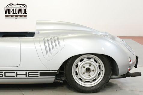 1959 Porsche 718 REPLICA RSK HIGH DOLLAR BUILD 911 PORSCHE MOTOR  | Denver, CO | Worldwide Vintage Autos in Denver, CO