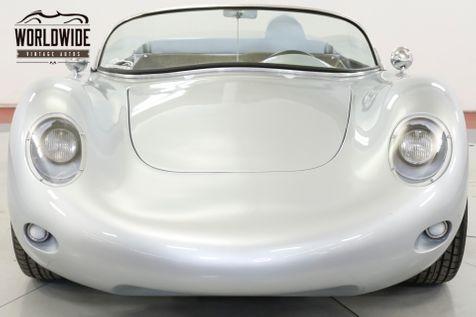 1959 718 REPLICA RSK HIGH DOLLAR BUILD 911 PORSCHE MOTOR    Denver, CO   Worldwide Vintage Autos in Denver, CO