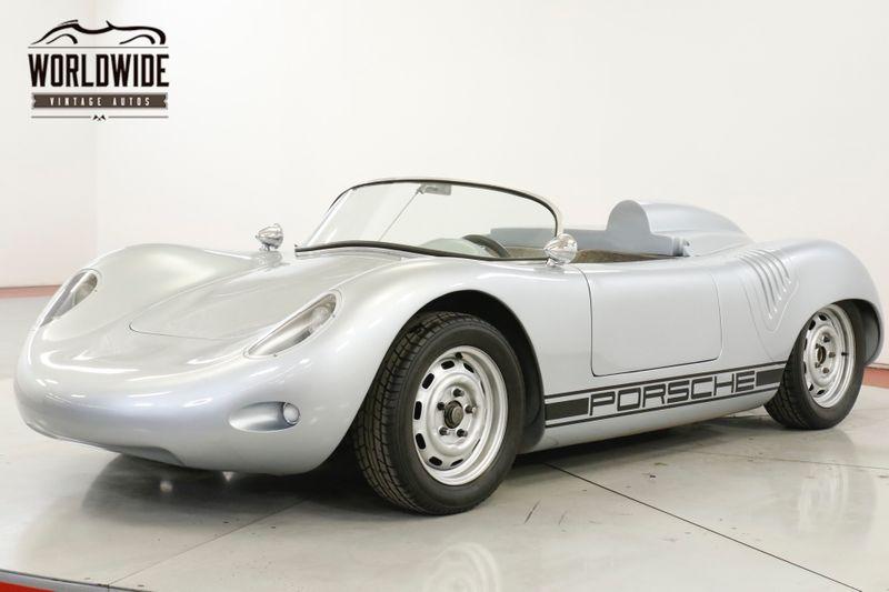 1959 718 REPLICA RSK HIGH DOLLAR BUILD 911 PORSCHE MOTOR    Denver, CO   Worldwide Vintage Autos