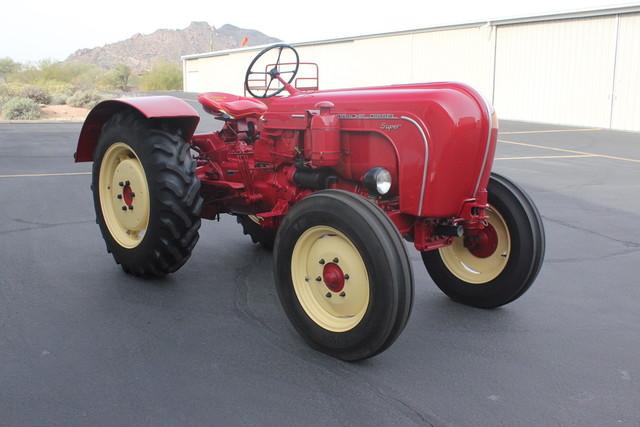 1959 Porsche Super Tractor Tractor