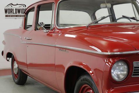1959 Studebaker LARK LOW MILES TIME CAPSULE CHROME RARE MUST SEE   Denver, CO   Worldwide Vintage Autos in Denver, CO