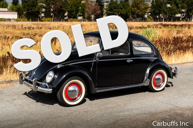1959 Volkswagen VW Beetle  | Concord, CA | Carbuffs in Concord