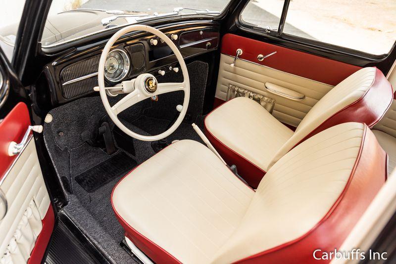 1959 Volkswagen VW Beetle  | Concord, CA | Carbuffs in Concord, CA