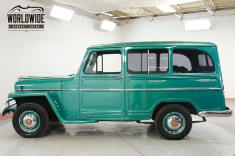 1959 Willys WAGON 2 OWNER TIME CAPSULE EXCELLENT CONDITION | Denver, CO | Worldwide Vintage Autos in Denver, CO