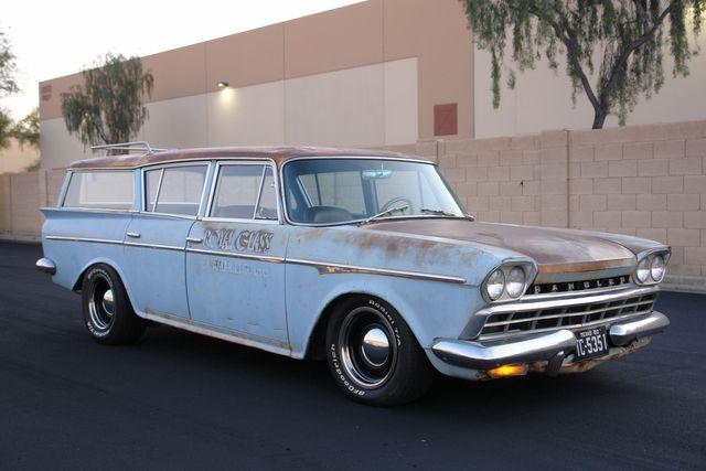 1960 AMC Ranbler Wagon